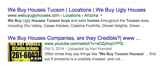 We Buy Houses... Are They Credible?